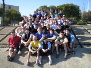 UCD in Seville, 2009