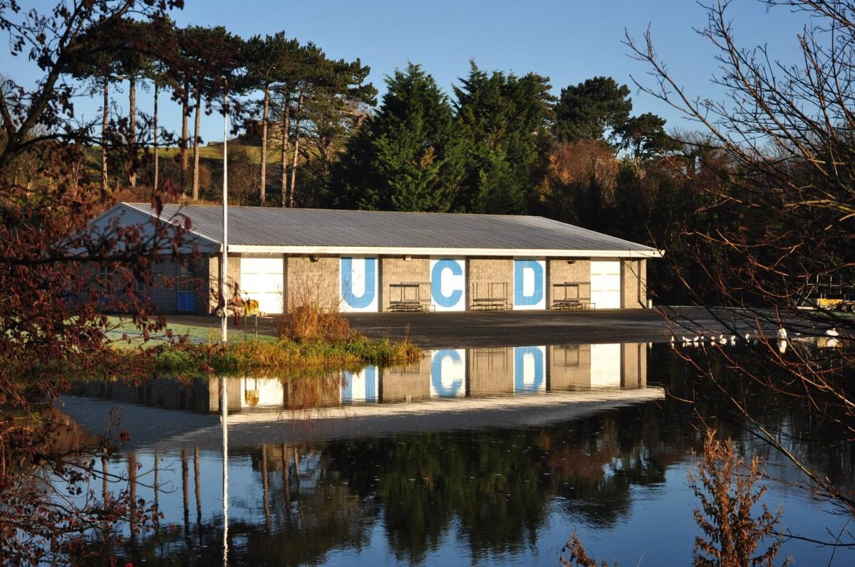 UCD Boathouse