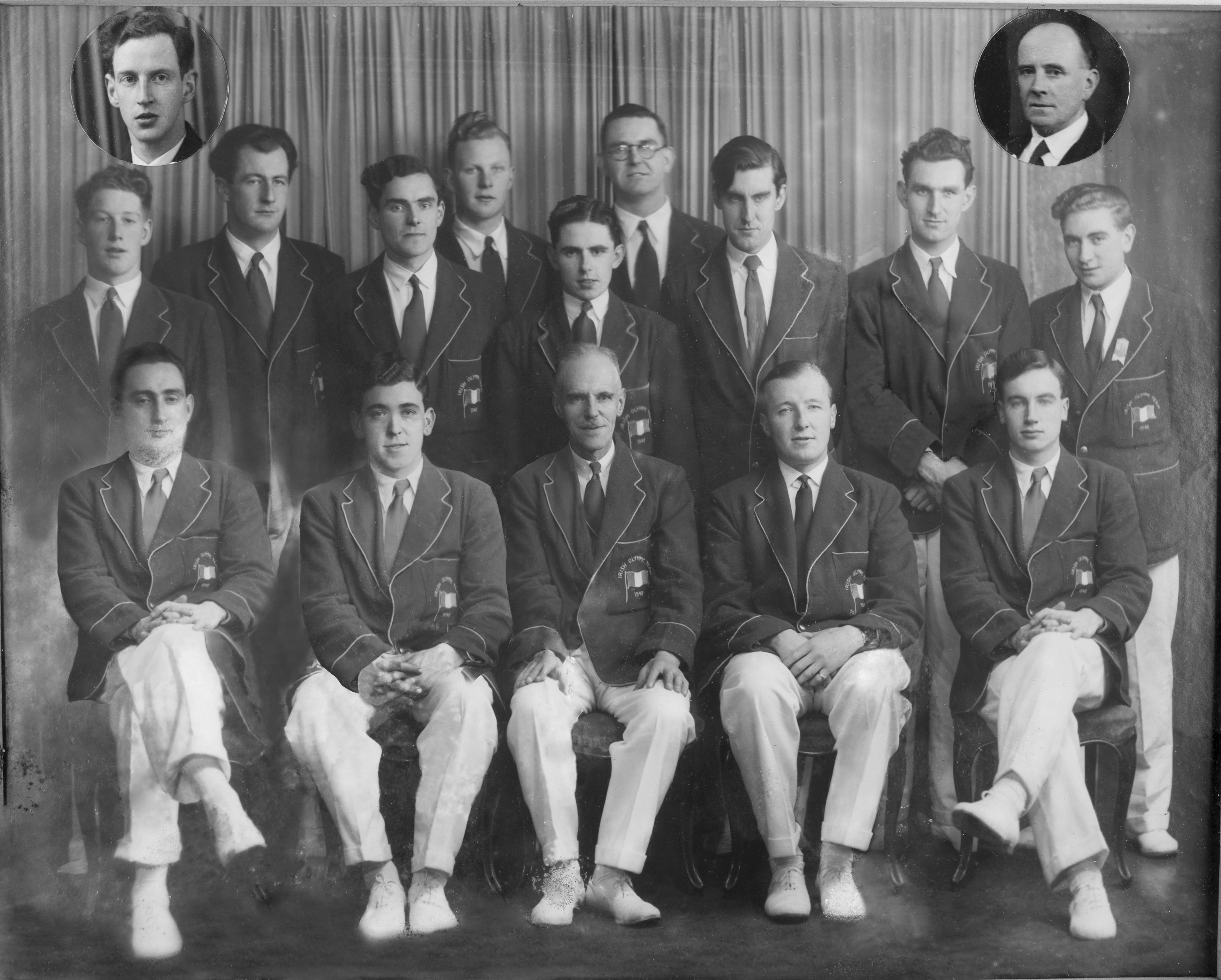 Irish Olympic Crew 1948