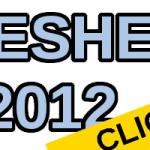 Freshers 2012