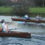Novice Racing at Butler Cup