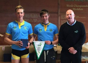 UCD Boat Club - Mens Senior 2- University Champions 2016