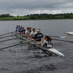 Novice 8+ at Cork Regatta 2016