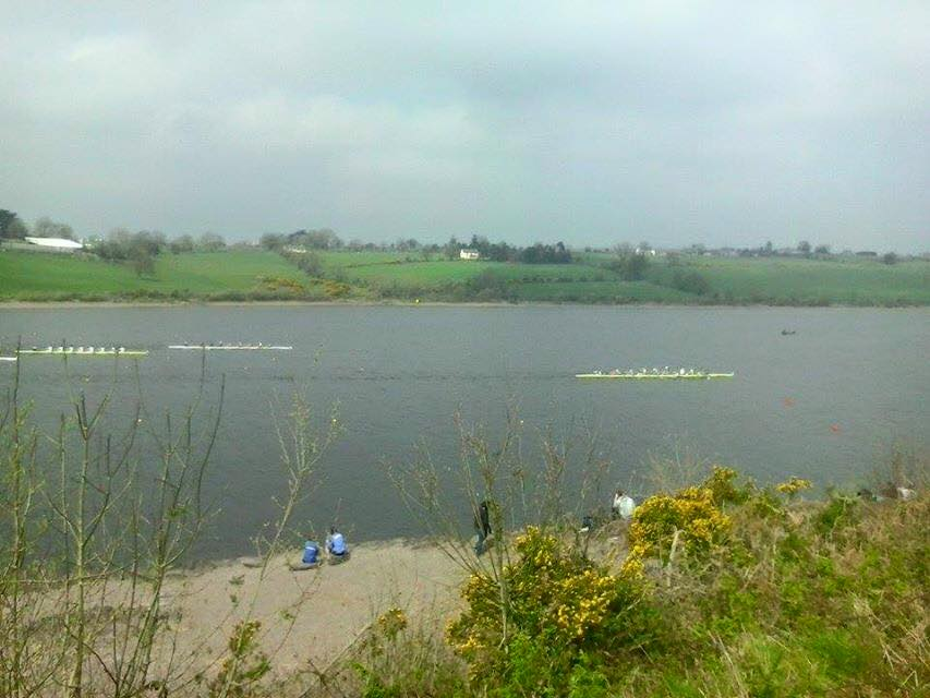 Mens Intermediate 8+ University Champions 2015