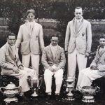 Winners at Coleraine, Derry, Cork and Metropolitan G.J. Frost (Stk), J.F. McDermott (3). D.J. Pierse (Bow), A.A. Myles Keogh-Nolan (Cox), J. O'Mara (2)