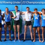 David O'Malley and Shane Mulvaney,  Lightweight 2- U23  World Champions 2018