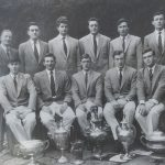 Senior 8+ 1962 Winners of Erne HOR, Gannon Cup and Trinity, Carlow and Dublin Metropolitan Regattas. Competed in Thames Cup at Henley Royal Regatta. P.A. Spillane (Coach), D.J. Hamilton (5), T.K. Walsh (3), J.D. Gallivan (6), T.J. Doorly (4), D.J. McCann (4 at Trinity and Carlow) J.T. Ennis (Stk), J.J. O'Sullivan (7) (Capt), T.P. Corrigan […]