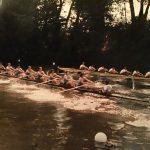Henley Royal Regatta 1985 Final - University College Dublin v. Ridley College Canada  Crew: H. Dennis (Bow), E. Flynn, P. Madigan, A. Shilling, C. Kilkenny, F. Flanagan, D. Woods, E. Guivevan (Stk), M. Leahy (Cox) Coach: Tom Sullivan